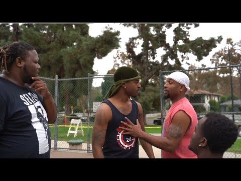 """Shots Fired at the Park"" My La Hood Stories S2 EP5"