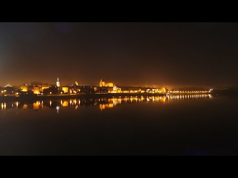 Toruń nocą, Torun at Night, Grzegorz Orzechowski, promotion video european City, Gothic city, UNESCO