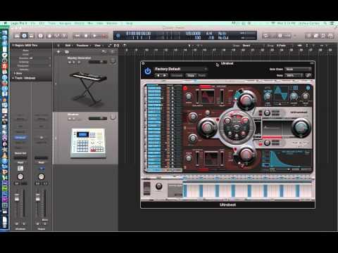Logic Pro X – Video Tutorial 26 – Intro to MIDI, Recording MIDI, Basic MIDI Editing