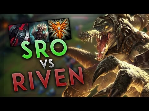 SoloRenektonOnly Vs Riven Matchup - Road To Challenger #31