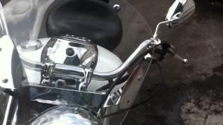 5. Yamaha v star 1100 2007