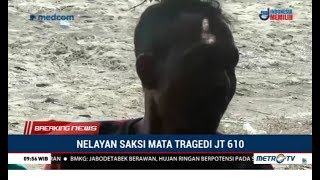 Video Saat Lion Air JT610 Jatuh, Nelayan ini Mengaku  Sedang Menyelam dan Mendengar Ledakan Keras MP3, 3GP, MP4, WEBM, AVI, FLV Januari 2019