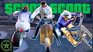 One Of The Most Chaotic Game Types - GTA V: Scoot Scoot by Let's Play