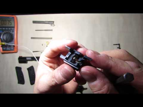How to Disassemble and Reassemble the CZ-75 SP-01 Shadow