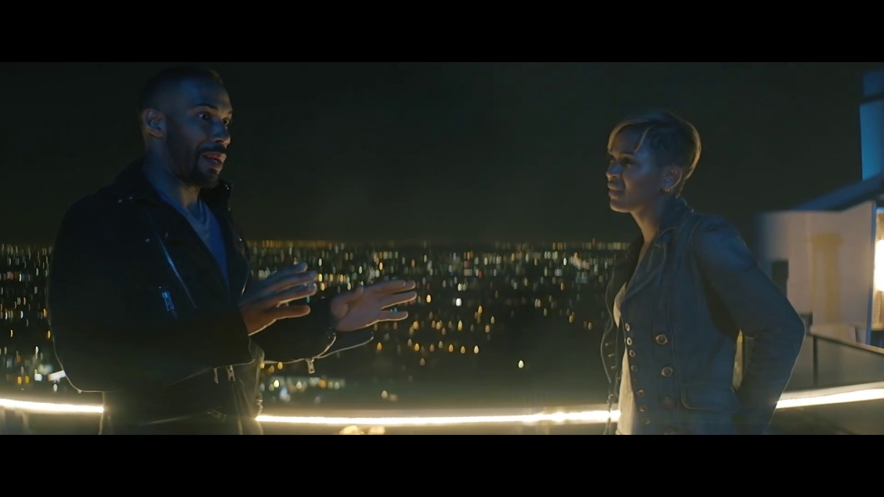 Omari Hardwick & 'Meagan Good in Romantic Drama 'A Boy. A Girl. A Dream: Love on Election Night' (Sundance Clip)