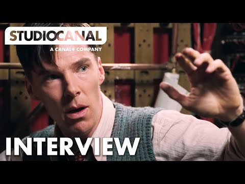THE IMITATION GAME - The Man & The Enigma