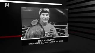 R.I.P. Ryan Jimmo 1981-2016 by Fight Network