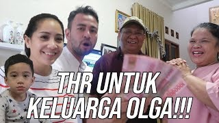 Video ZIARAH, KASIH THR!!MEMBAHAGIAKAN ALM. OLGA & KELUARGA MP3, 3GP, MP4, WEBM, AVI, FLV September 2019