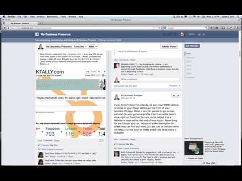 How to Bookmark a Post on Facebook – By Karen Clark, Direct Sales Keynote Speaker