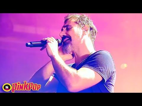 System Of A Down - B.Y.O.B. Live PinkPop 2017 [HD | 60 Fps]