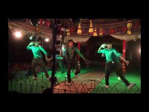 Video Rela gadi  chuku chuku dance by Lalit & group download in MP3, 3GP, MP4, WEBM, AVI, FLV January 2017