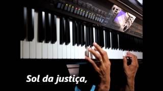 CCB Hino 44 - Sol Da Justiça - Hinário 5