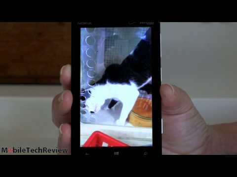 Nokia - Lisa Gade reviews the Nokia Lumia 928 Windows Phone smartphone on Verizon Wireless. The specs are much the same as the Lumia 920 such as a 1.5GHz dual core S...