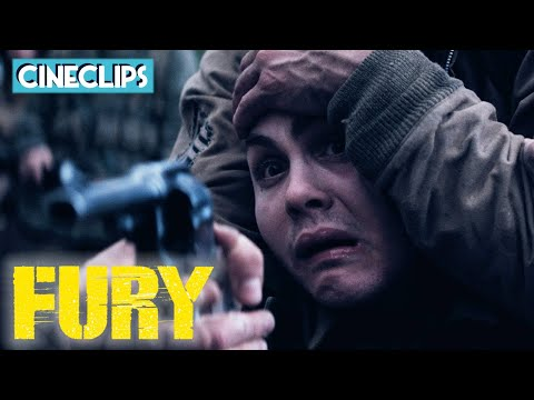 Being Forced To Execute A Soldier   Fury   CineClips