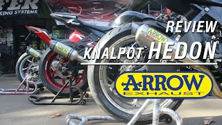 Video Review Knalpot HEDON! Arrow Exhaust MP3, 3GP, MP4, WEBM, AVI, FLV November 2018