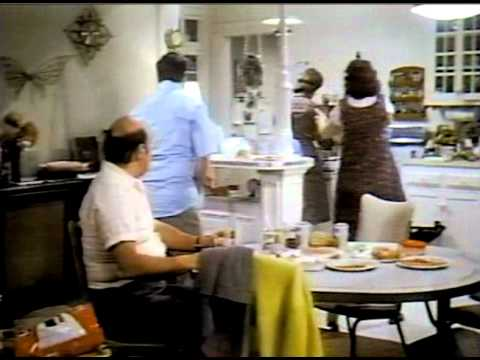 "Scene From ""Fatso,"" Starring Dom DeLuise And Anne Bancroft (1980)"
