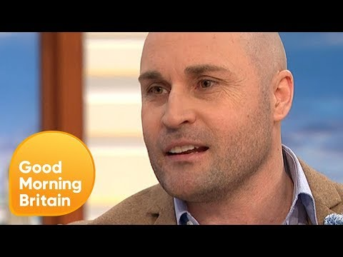 Are There Double Standards for Male Strippers? | Good Morning Britain (видео)