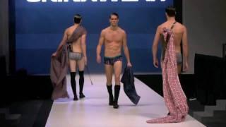 "[SENATUS TV] ""Brief Encounters"" 2 of 2 @ Men's Fashion Week 2011"