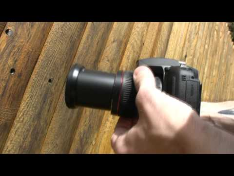 Fujifilm Finepix HS20 EXR Review
