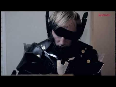 Mega64: Metal Gear Rising : Revengeance - E3 2012 trailer (rus)