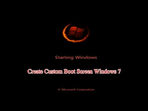 , title : 'How to Change Windows Boot Screen'