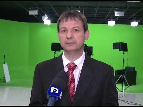 Inauguração da TV RVC em Pinda