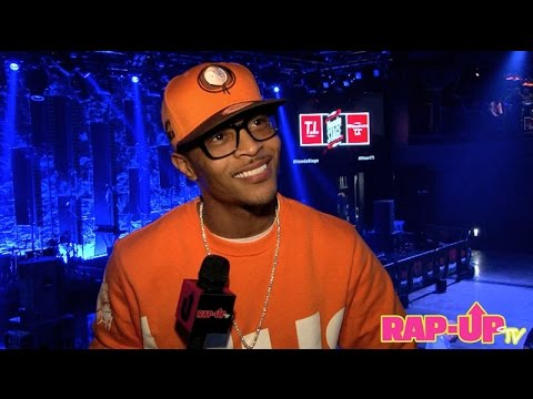 Ave - T.I. talks about making the ladies