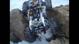 Lego Technic 9398 Extremely Modified!