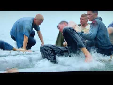 USS Indianapolis: Men of Courage - Shark Attack