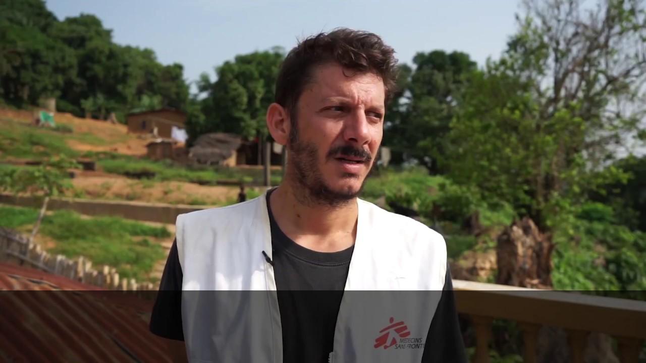 Ένας Έλληνας στη Σιέρα Λεόνε με τους Γιατρούς Χωρίς Σύνορα