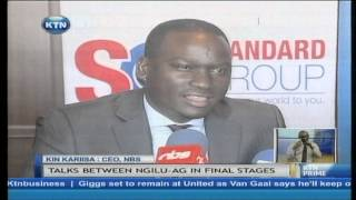 KTN,Uganda Broadcast Partner For News Coverage In East Africa