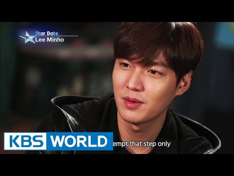 Guerilla Date With Lee Minho (entertainment Weekly / 2015.02.06)