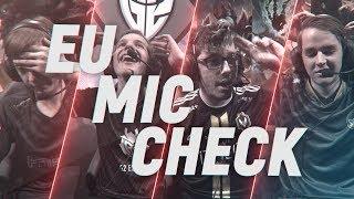 Video EU LCS Mic Check: Semifinals | Spring Split 2018 MP3, 3GP, MP4, WEBM, AVI, FLV Juni 2018