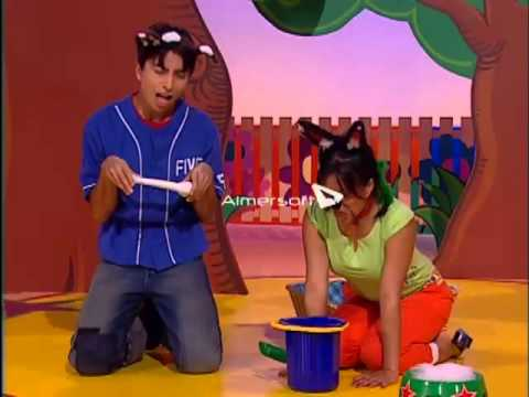 Hi-5 Season 1 Sharing Stories Carmella Kitten