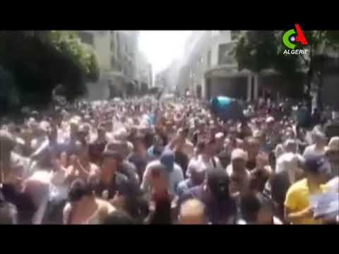 Maroc au bord de l'explosion: impressionnante manifestation à Casablanca