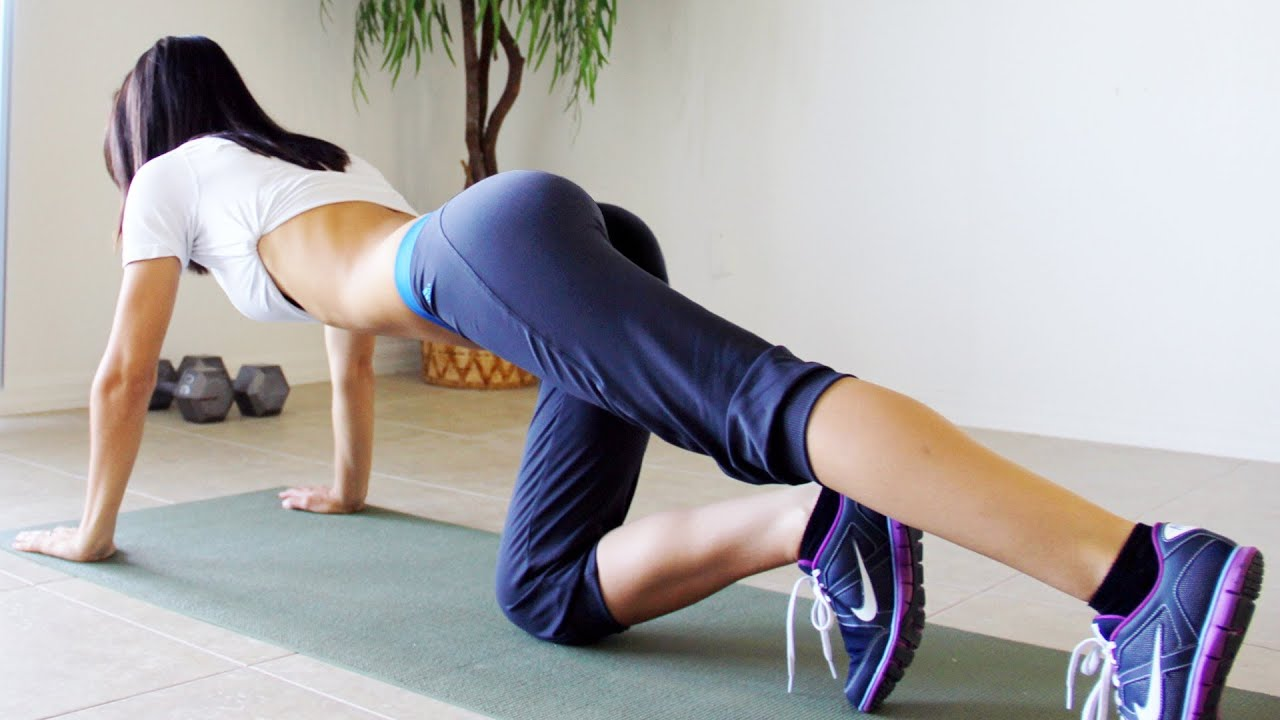 Bubble Butt Workout for Women – 6 Exercises to Tone and Lift