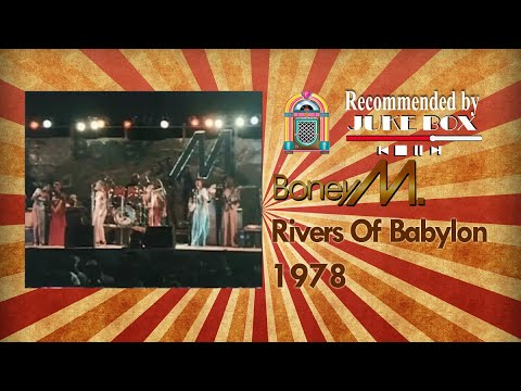 Boney M. Rivers Of Babylon 1978