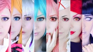 Video ☆ Review: What Circle Lenses for cosplay? PART 1 ☆ MP3, 3GP, MP4, WEBM, AVI, FLV Juli 2018
