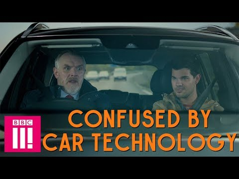 Getting Confused By The Car's Computer System | Cuckoo Series 4