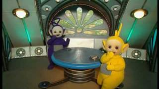 Teletubbies  -  Der Tubby - Toast Unfall
