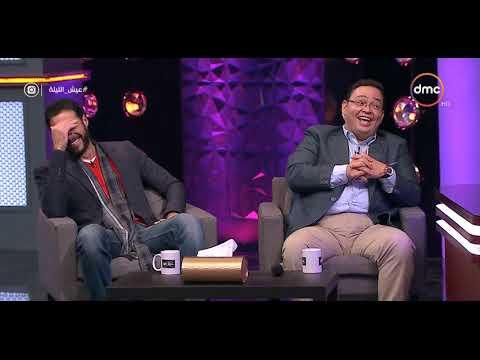 أحمد رزق: بدأت التمثيل في السادسة وأحمد آدم حملني على المسرح