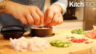 KitchPRO | Stuffed Burger Press