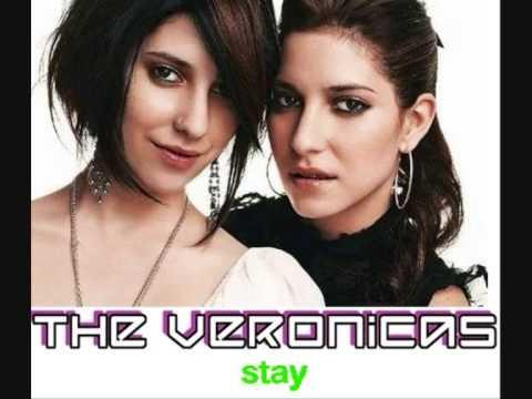 Tekst piosenki The Veronicas - Stay po polsku