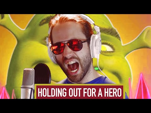 "Bonnie Tyler  ""Holding Out for a Hero"" Cover by Jonathan Young"