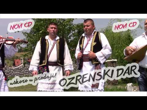 NOVI CD: OZRENSKI DAR - USKORO U PRODAJI - 2017 (REKLAMA)