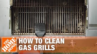 How to Clean a Gas Grill | The Home Depot