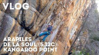 VLOG / Arapiles / Second 26 (5.12c) at Grampians / Kangaroo Point by Jackson Climbs