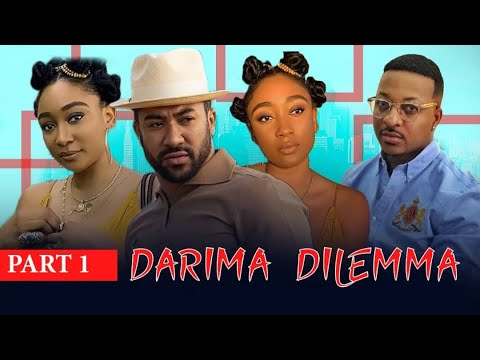 HUSBAND DOSENT KNOW WHICH TWIN SISTER HE MARRIED  - DARIMAS DILEMMA FREE LATEST NOLLYWOOD 2020