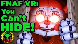 FNAF VR - Let's Find These Tapes! | Five Nights At Freddy's VR: Help Wanted (Part 6)