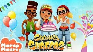 Happy Birthday Subway Surfers | Birthday Pack #2